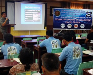 Technology Training on Aquaculture - DOST III